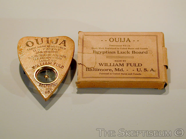 1923 vintage fuld ouija tablero